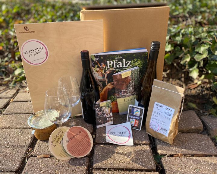 Weinfestpaket Inhalt 2021
