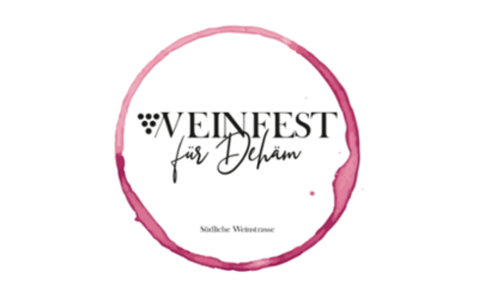 Logo Weinfest Dehäm 2021