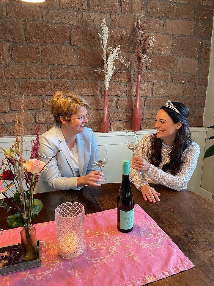 Esther Grün Weinfest Dehäm