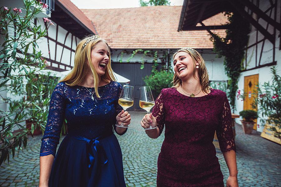 Maya Bader & Sophie Grünagel