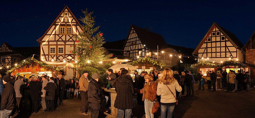 Offenbach Weihnachtsmarkt.Advents Und Weihnachtsmärkte Südliche Weinstraße