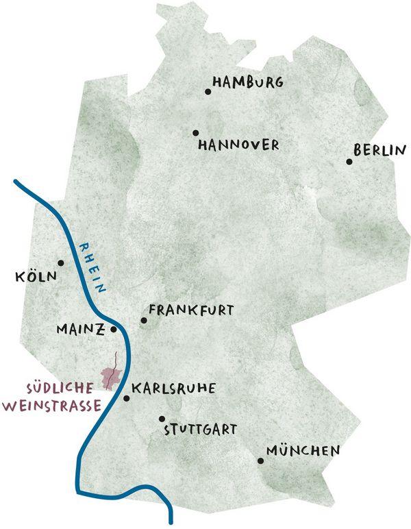 Kontakt | Südliche Weinstraße