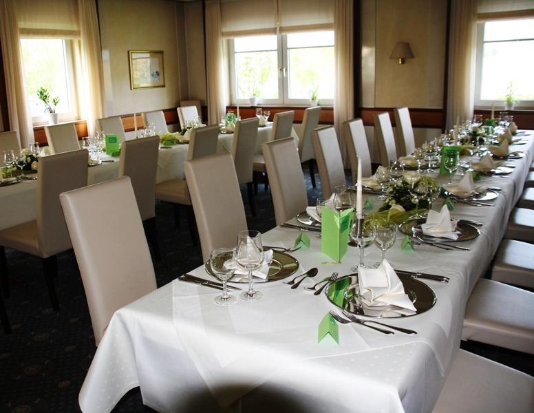 Speisesaal Hotel Prinzregent Edenkoben