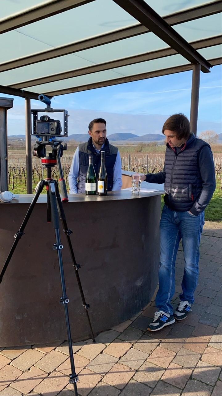 Schorlebrüder Weinfest Dehäm
