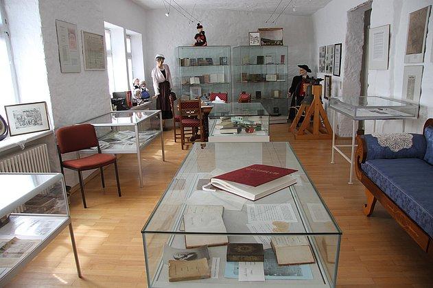 August Becker Museum 1