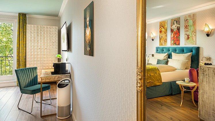 Premium-Zimmer - Villa am Park