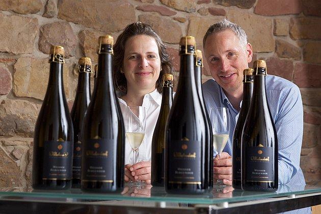 Barbara Roth und Thorsten Ochocki