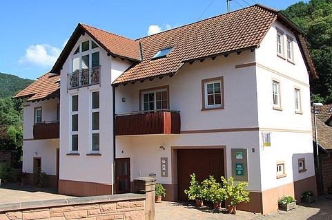 Burgunderhof Schneider Ferienhaus