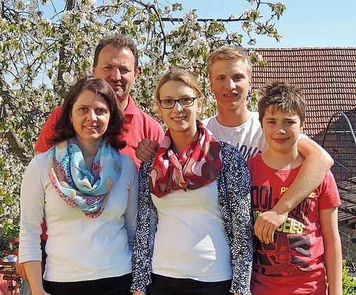 Familie Ehrhardt
