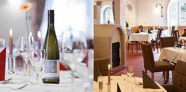 Restaurant-Wein