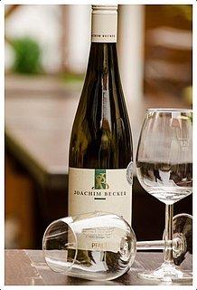 Weinflasche Joachim Becker