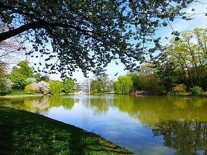 Ostpark Landau