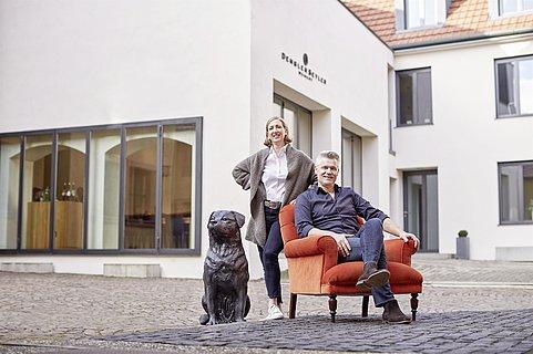 Eva und Matthias Seyler