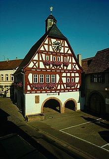 Rathaus Ilbesheim