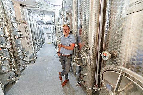 Keller Weingut Wisser